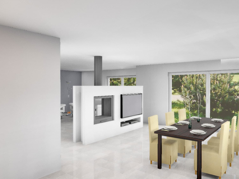 chemin e gaz double face dans une habitation rt 2012 bois guillaume origine rouen. Black Bedroom Furniture Sets. Home Design Ideas