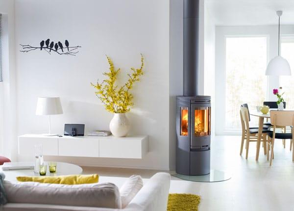 po le bois contura 556 origine rouen. Black Bedroom Furniture Sets. Home Design Ideas