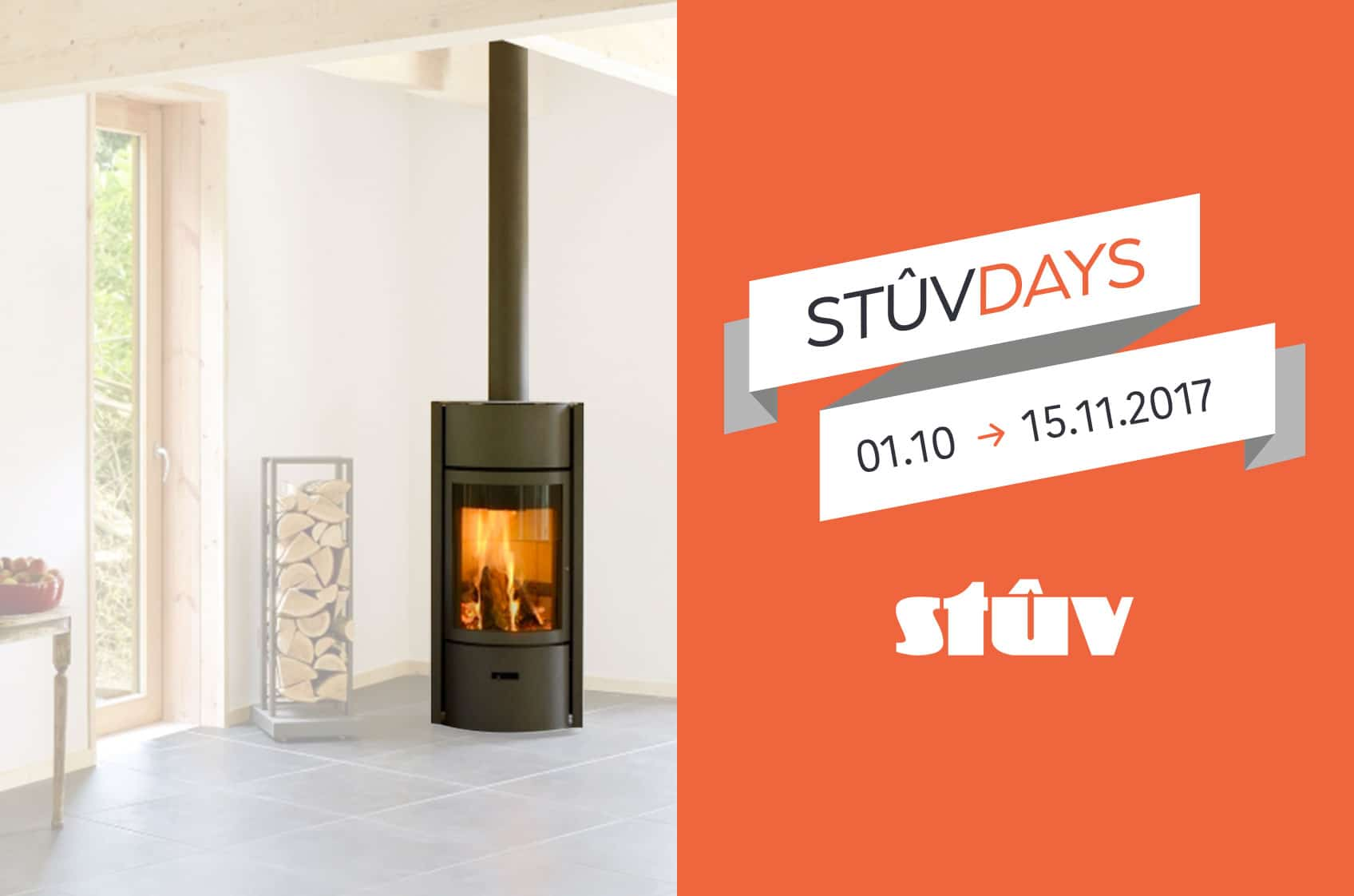 StuvDays by Stuv offre promotionnelle