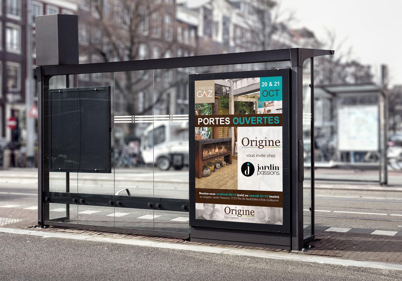chauffage gaz outdoor journees-portes ouvertes origine chez jardin passions
