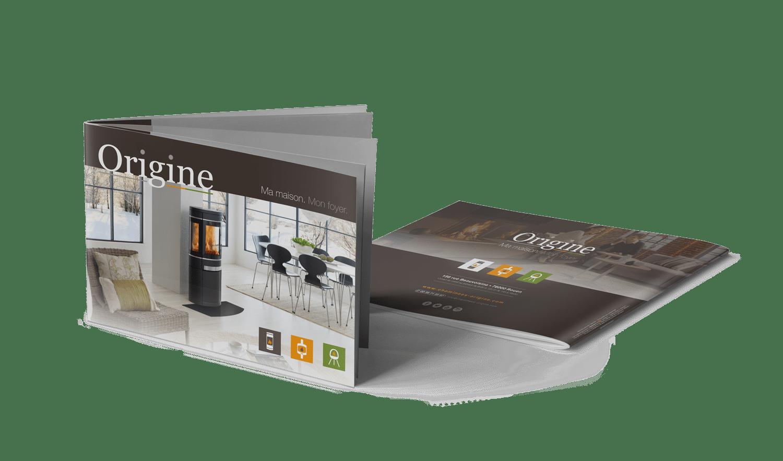 Brochure Origine 2017