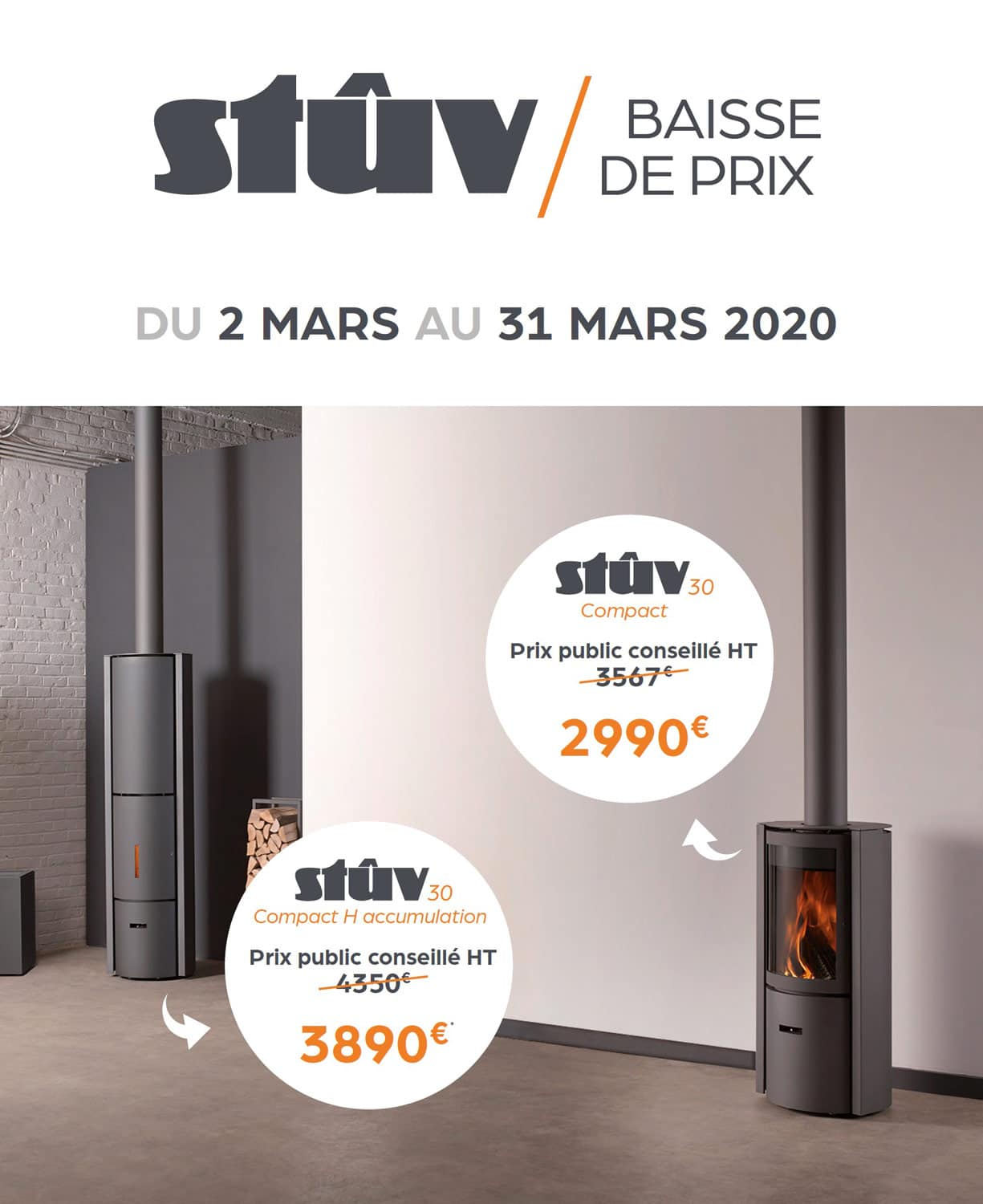 promotions stuv printemps 2020