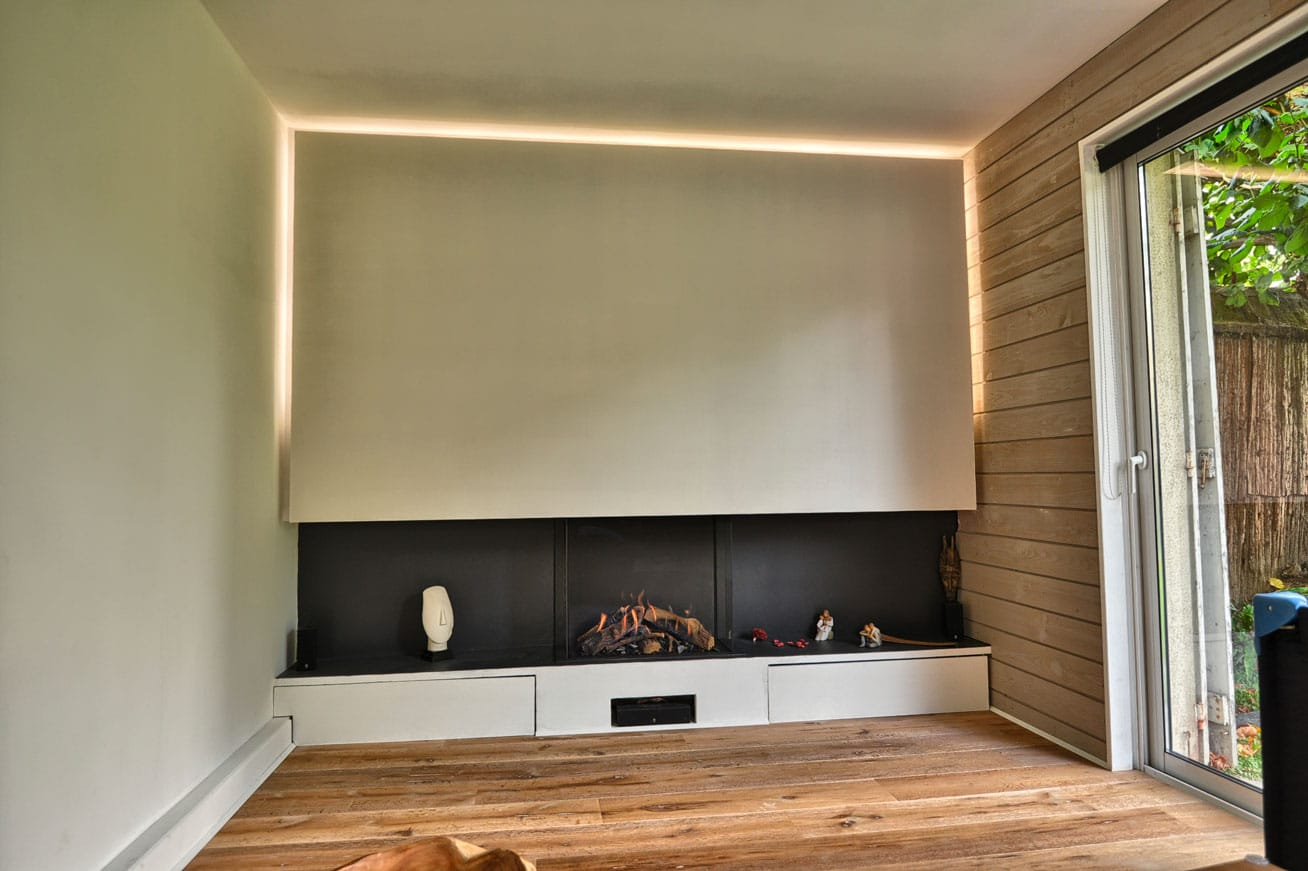 realisation cheminee inserts concentrique isneauville origine rouen smartbell